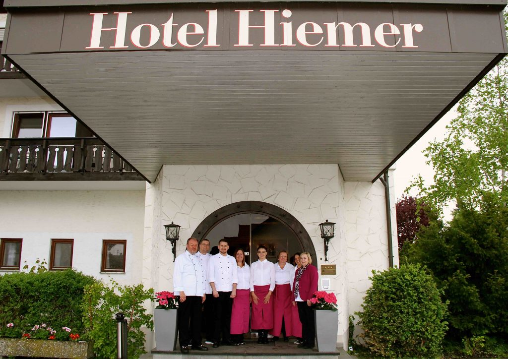 Hotel in Memmingen - Hotel Hiemer in Amendingen