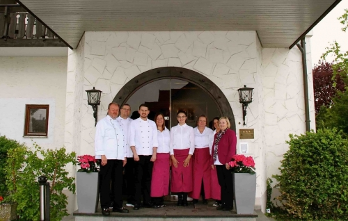 Hotel Hiemer Team